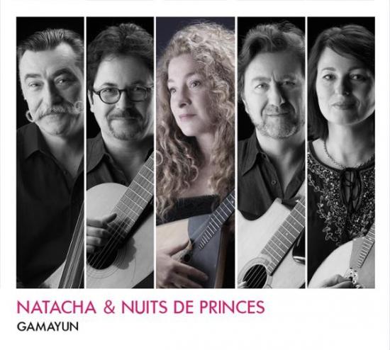 natacha nuits de princes pr sentent leur nouvel album gamayun la fabrique brie comte. Black Bedroom Furniture Sets. Home Design Ideas
