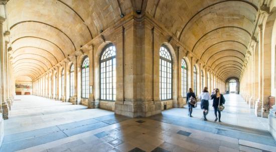 De l abbaye royale la maison d ducation de la l gion d honneur journ es - Se loger saint denis ...