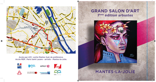 Arbustes salon international des jeunes talents for Salon mantes la jolie