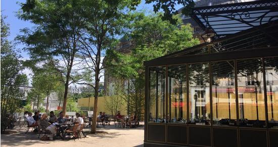 Restaurant Le Baltard Paris