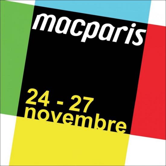 Macparis salon art contemporain bastille design center for Salon etudiant 2017 paris