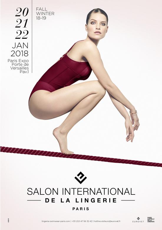 Salon international de la lingerie 2018 parc des for L etudiant salon porte de versailles