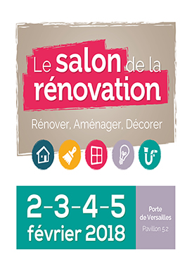 Flyer salon de la r novation parc des expositions de - 1 place de la porte de versailles paris ...
