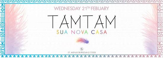 Wednesday february 21st tam tam boum boum tam tam for Dans boum boum tam tam