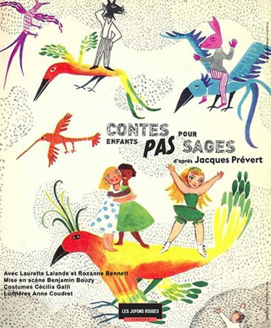 Imprimer Contes Pour Enfants Pas Sages Theatre De L Essaion Paris Samedi 17 Mars 2018 Sortir A Paris Le Parisien Etudiant