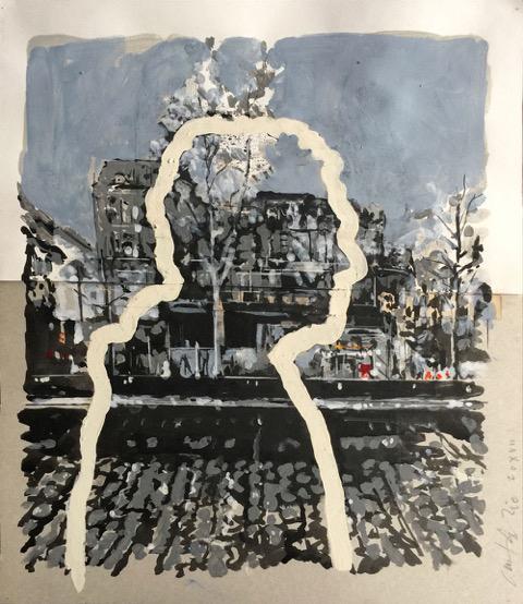 Charlelie Couture New York Paris Dessins Choisis Galerie Cour 16 Paris 9eme 75009 Sortir A Paris Le Parisien Etudiant