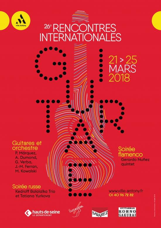 Rencontres internationales de chartres 2018