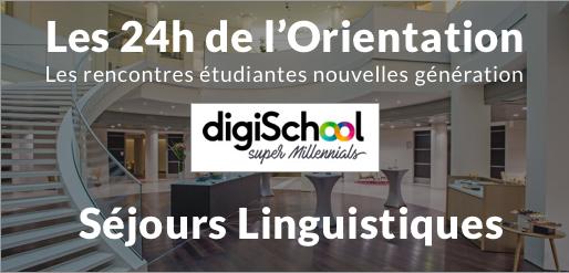 24h de l 39 orientation s jours linguistiques etoile business center paris 75008 sortir - Salon sejour linguistique ...