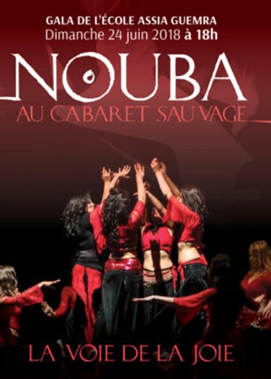 NOUBA - GALA DE DANSE ECOLE ASSIA GUEMRA - Cabaret Sauvage