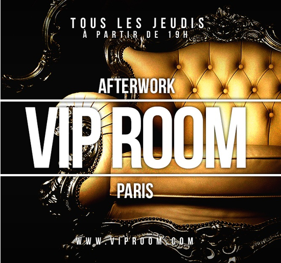 Vip Room Pass Clubbing Poster