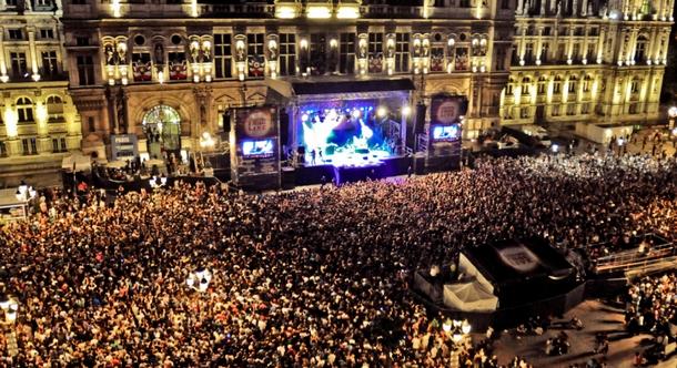 Fnac live festival 2017 parvis de l 39 h tel de ville mairie de paris paris 75004 sortir - Piscine plage paris asnieres sur seine ...
