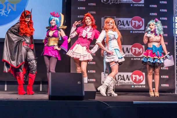 Paris manga et sci fi show 24 me dition parc des for Salon du manga paris juillet