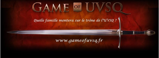 Game of uvsq fondation uvsq versailles cedex 78035 for Sortir yvelines aujourd hui