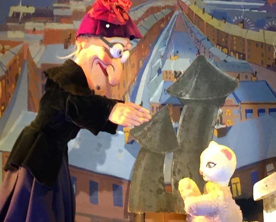Les aventures du chat minouchet th tre des marionnettes for Buvette des marionnettes du jardin du luxembourg