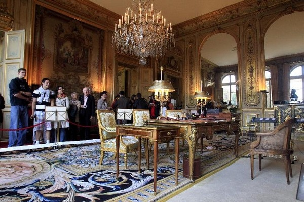 palais de l u0026 39 elys u00e9e - journ u00e9es du patrimoine 2019