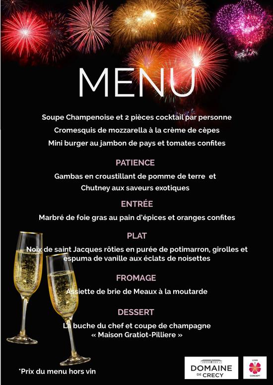 Nouvel An 2018 Domaine De Crecy Crecy La Chapelle 77580