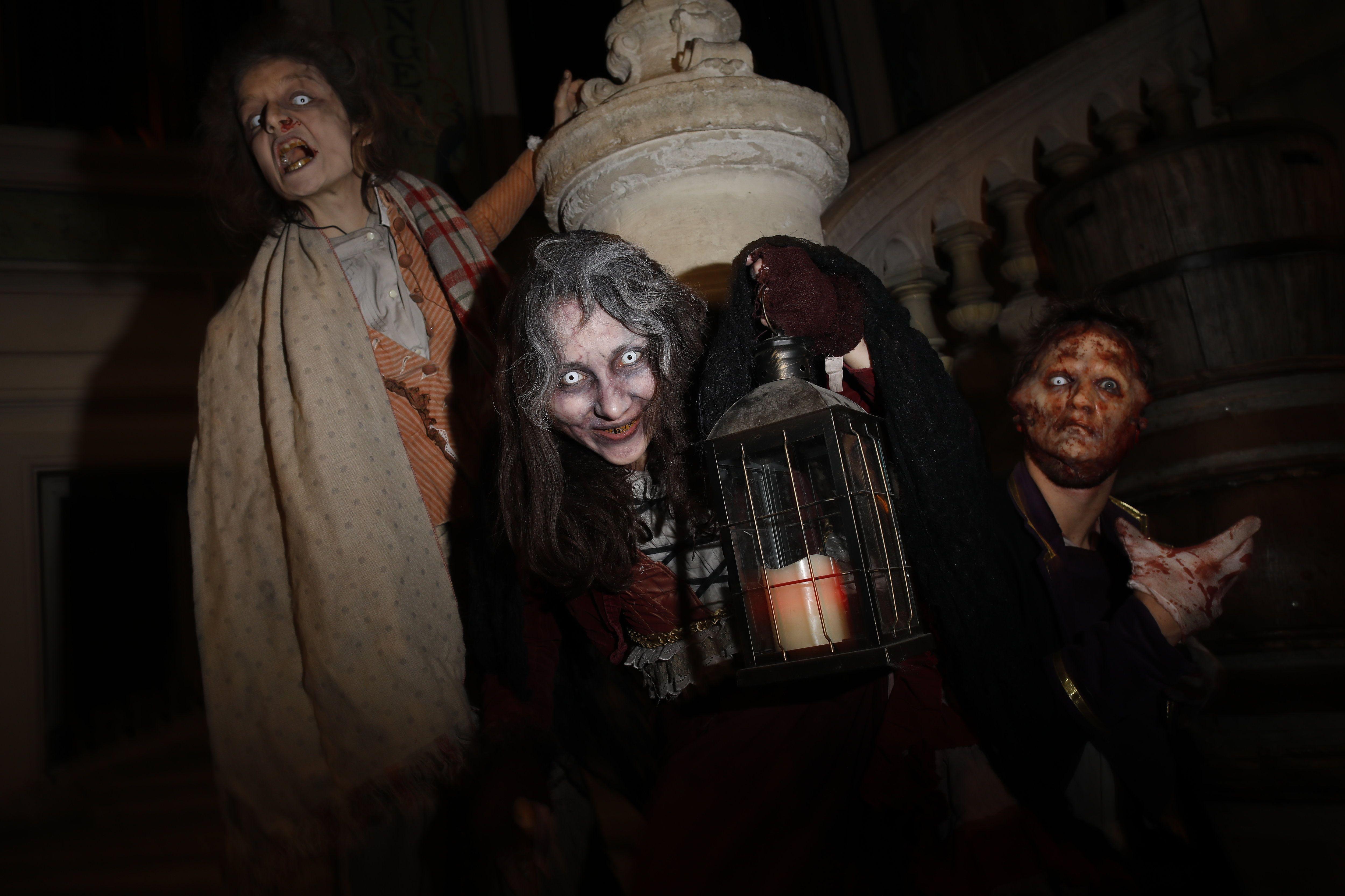 Halloween : King Queen ! - Manoir de Paris, Paris, 10 - Sortir