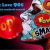 affiche WE Love 90S au BAL ROCK