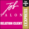 affiche Job Salon Relation Client Paris
