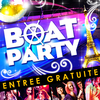 affiche Boat Party à Paris : GRATUIT