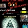 affiche TATD#666 EGO TWISTER PARTY