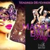 affiche MASKED BALL PARTY