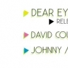 affiche Cool'n'indie // David Courtin + Dear Eyes + Johnny/Johnny