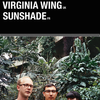 affiche Virginia Wing (Fire Records) et Sunshade en concert !