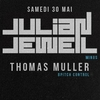 affiche  DIMENSION w/ JULIAN JEWEIL (Minus), THOMAS MULLER (Bpitch Control)