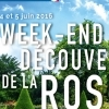 affiche Week-end de la rose au parc de Bagatelle