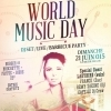 affiche World Music Day