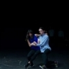 affiche ANNE TERESA DE KEERSMAEKER - ROSAS - GOLDEN HOURS (AS YOU LIKE IT)