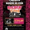 affiche Golden Years Of Hip Hop