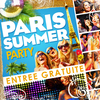 affiche PARIS SUMMER PARTY = Fête de la musique