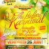 affiche THE BEFORE KARNIVAL