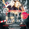 affiche ROCK : AFTER THE WORK