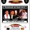 affiche NATHYREMI TRIO CONCERTS + JAM SESSIONS FUSION WORLD MUSIC