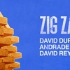 affiche Zig Zag Family : David Duriez, Andrade, David Reyner, Stephan & Tibo'z