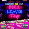 affiche INTERNATIONAL STUDENT PARTY : Full Moon Party