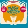 affiche SOUL STEREO RUB A DUB PARTY - BLACK SUMMER FESTIVAL 2015