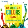 affiche LA CARIBBEAN COLORS PARTY