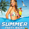 affiche Summer Party Night : GRATUIT