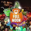 affiche FULL MOON 'Bucket Party' [ Gratuit ]
