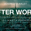 affiche ☆☆☆☆☆ AFTERWORK BY EDEN5 ☆☆☆☆☆