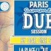 affiche Paris Summer Dub Session