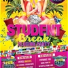 affiche INTERNATIONAL STUDENT PARTY : Student Break