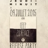affiche KESMO & FRIENDS RELEASE PARTY - JEUDI MINUIT