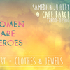 affiche Women Are Heroes X Tohu Bohu