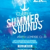 affiche Vendredi 3 Juillet Summer Sound à L'Empire Club