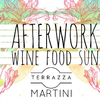 affiche Terrazza Martini - Opening Afterwork - Cottage